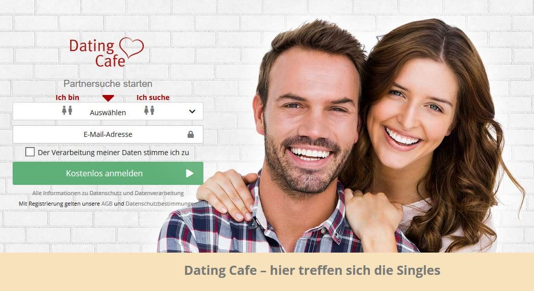 DatingCafe Test